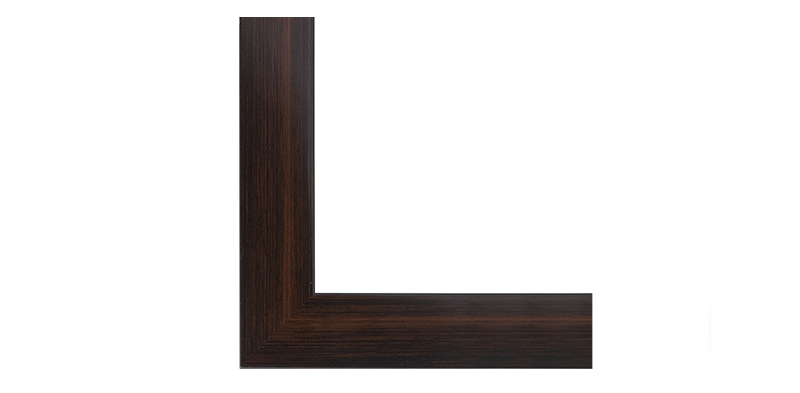 Frame Colour - Dark Brown