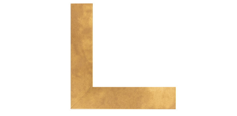 Frame Colour - Gold