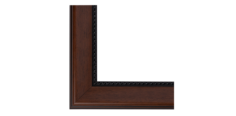 Frame Colour - Walnut