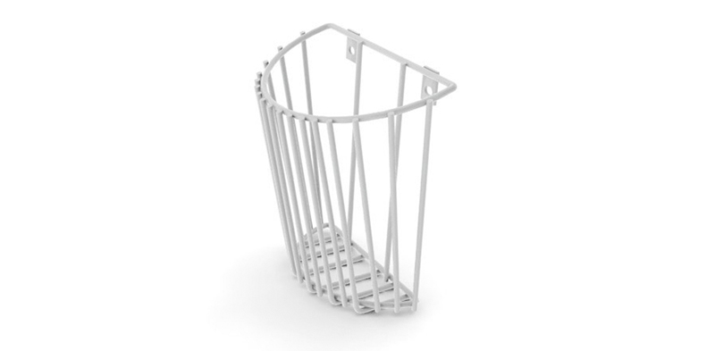 BP Cuff Wire Basket