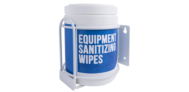 Equipment Sanitizer Holder