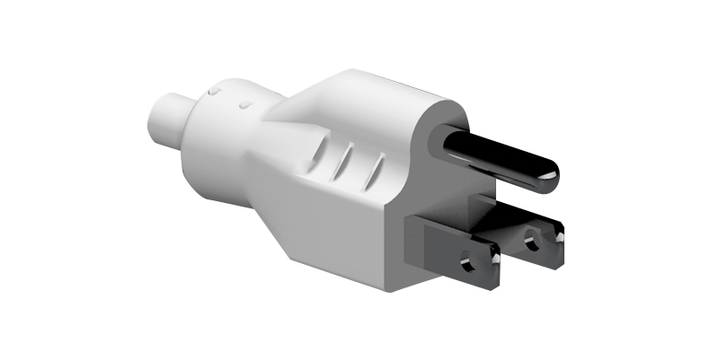 US Power Inlet - Plug Type B
