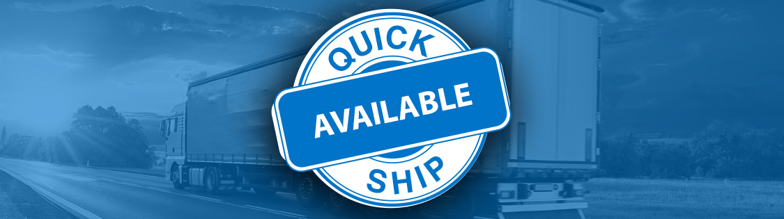 Amico Quick Ship Products - Banner