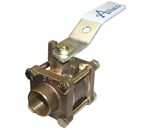 Main product image for Amico's Ball Valve
