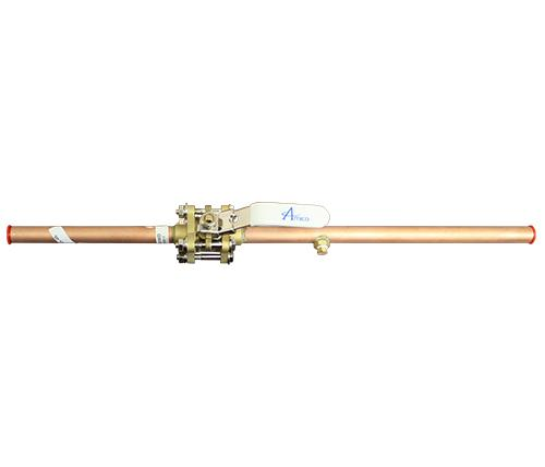 "Main product image for Amico's Ball Valve with Extensions - 1/2"" to 2-1/2"""