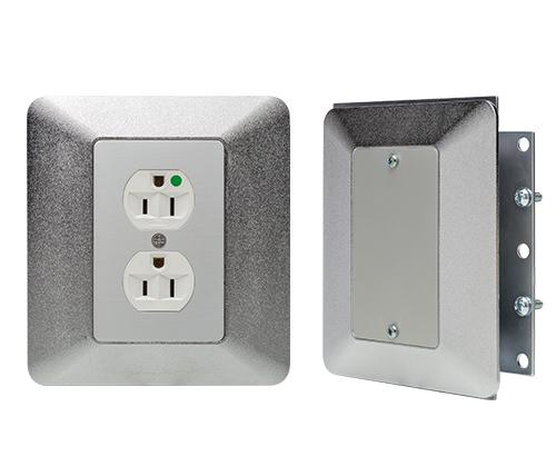 Main product image for Amico's Electrical Receptacle and Blank Plate Outlet Accessory