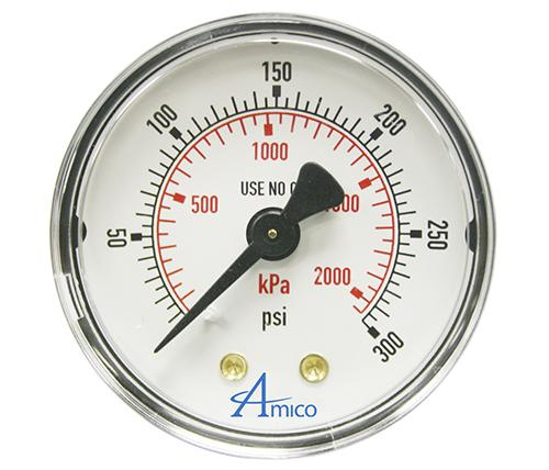 Main product image for Amico's Gauge for Zone Indicator Panel and Isolation Valve