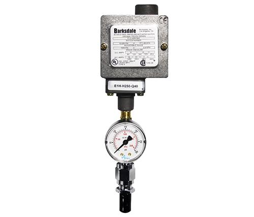 Pressure Switches With Gauges Amico Corporation