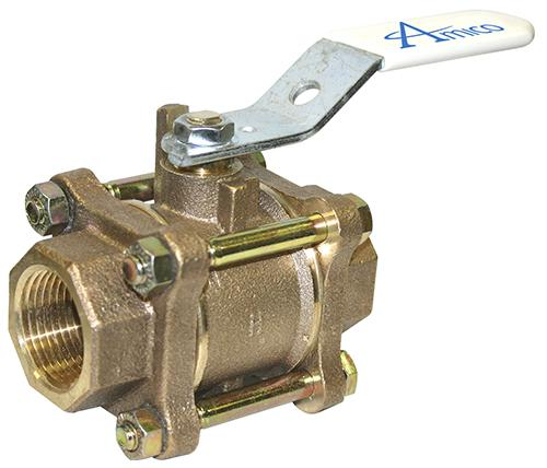 Main product image for Amico's Threaded Ball-Valve