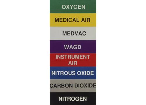NFPA Color Codes